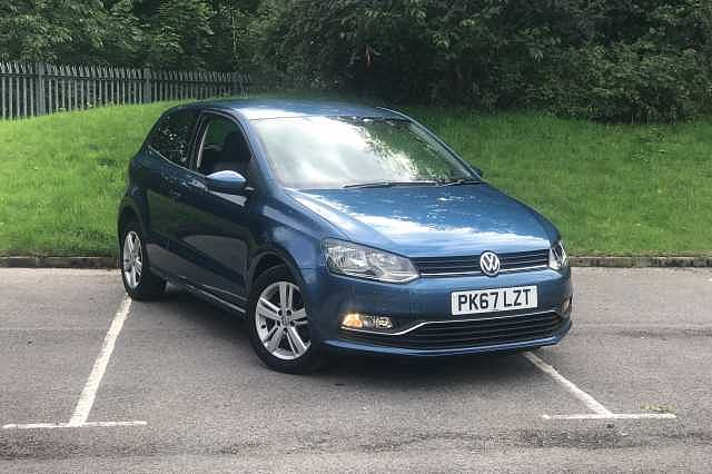 VOLKSWAGEN Polo 1.2 TSI Match Edition 90PS 3Dr Hatchback